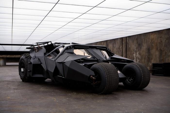 Tumbler Бэтмена.