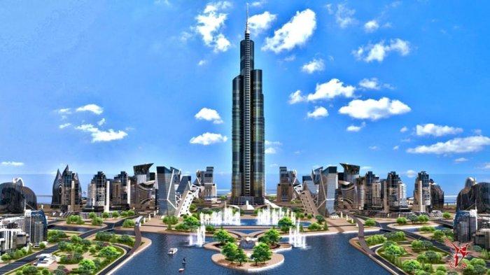 Может стать самым высоким небоскребом.