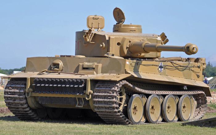 Тяжелые танки были проблемой. ¦Фото: masyamba.ru.