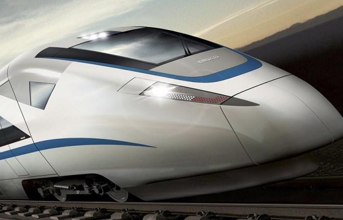 Суперпоезда, которые ездят на невероятной скорости.