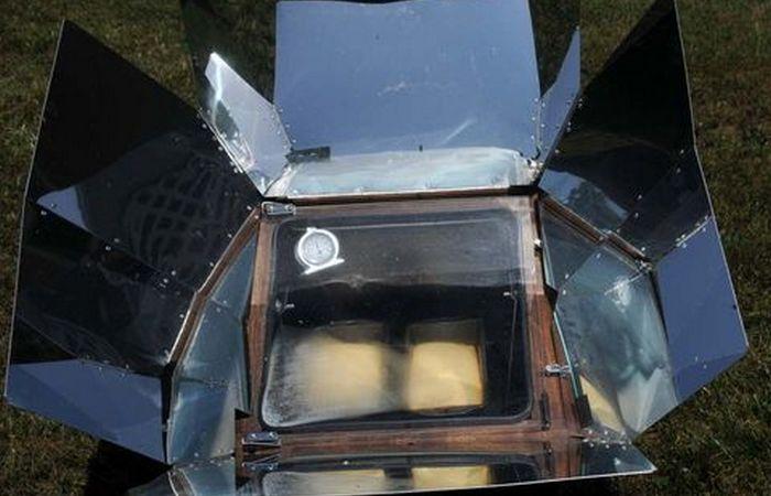 Гаджет для выживания: Global Sun Oven.