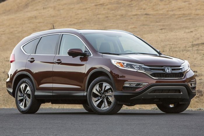 Honda CR-V / прицеп до 680 кг.