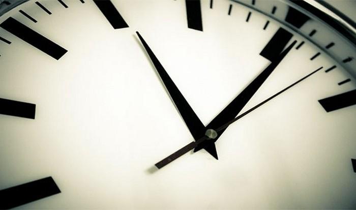 Замедление времени.