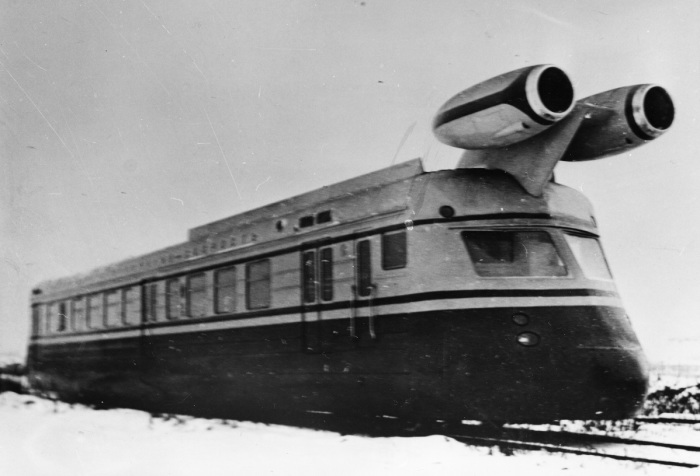 Идея создания вагона появилась в 1960-е годы. |Фото: цжд.рф.