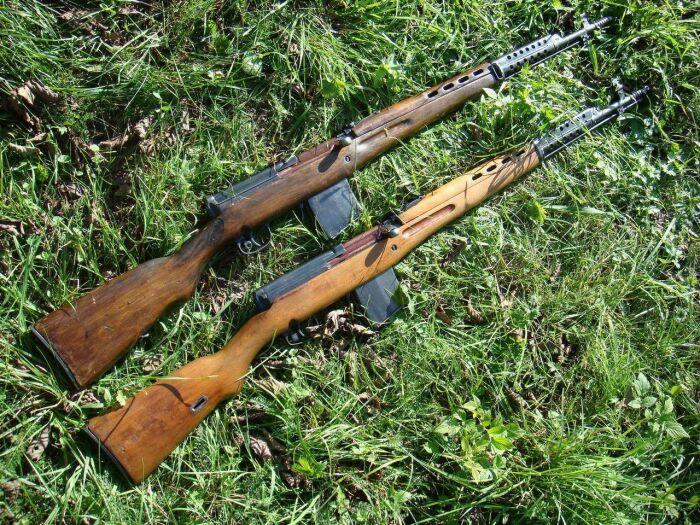СВТ-40 оказалась на порядок лучше. |Фото: guns.allzip.org.