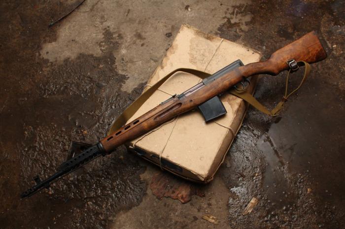 Оружие победы. |Фото: war-time.ru.