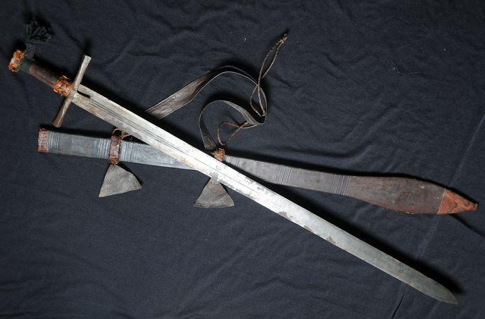 Суданский меч.