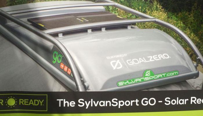 На SylvanSport можно установить батареи Nomad