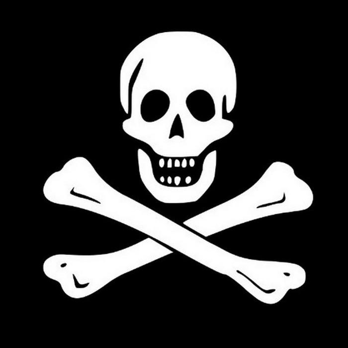 Символ «Череп и кости».