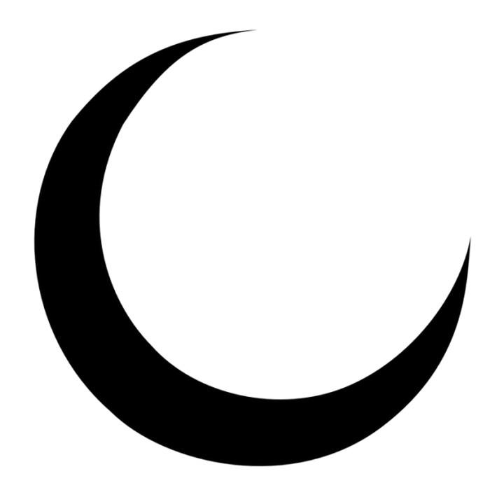 Символ «Полумесяц».