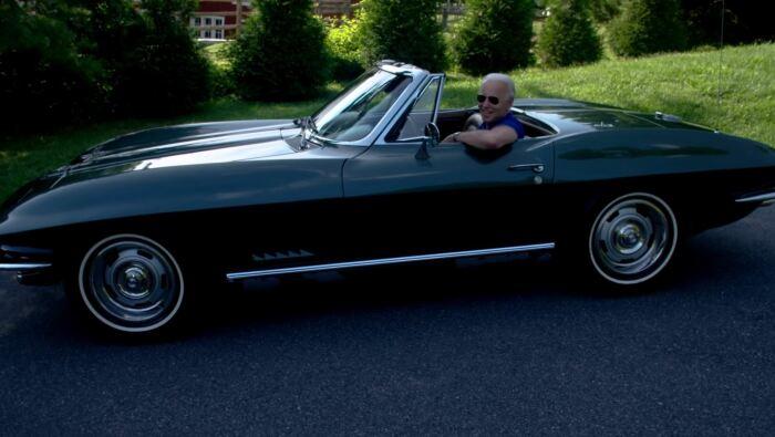 Любимый автомобиль Джо Байдена. |Фото: mail.ru.