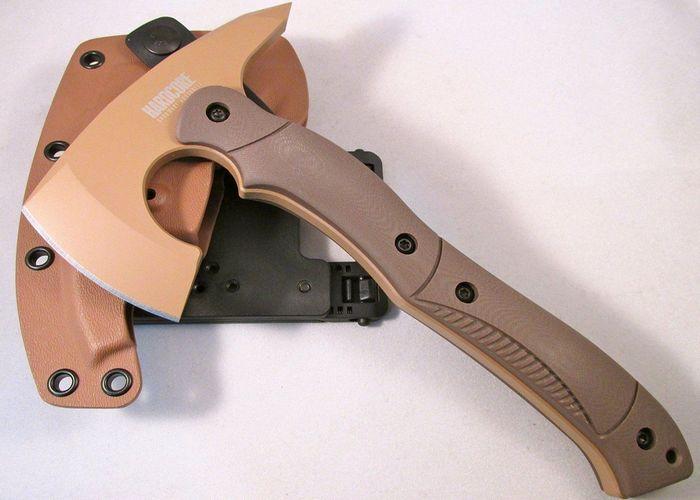 Великолепный дизайн рукоятки Hardware CTT-01.