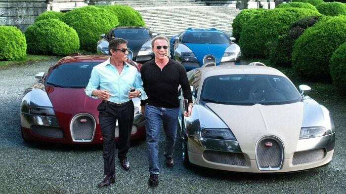Почти такой же автомобиль есть у Арни. |Фото: YouTube.