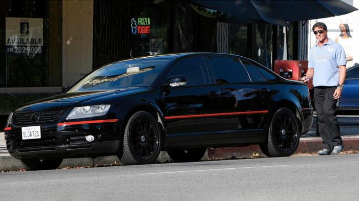 Одна из любимых машин Слая. ¦Фото: mag.auto.ru..