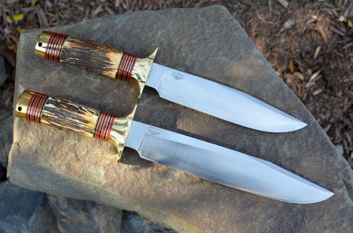Вот такой ножик. |Фото: iohotnik.ru.