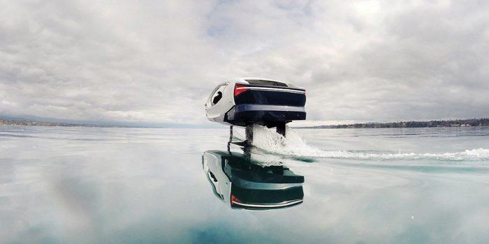 Идея водного такси появилась давно. |Фото: mojelektromobil.sk.