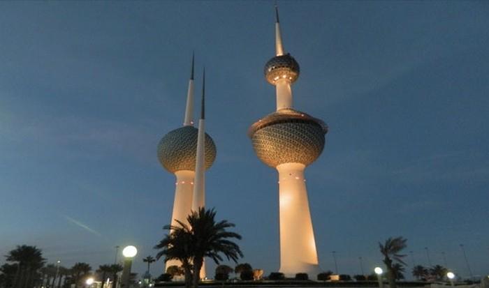 Водонапорные башни кувейта
