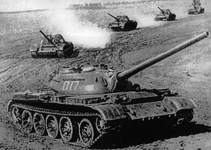 T-54/55.