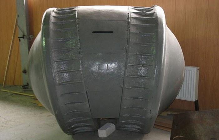 Krupp Kugelpanzer.