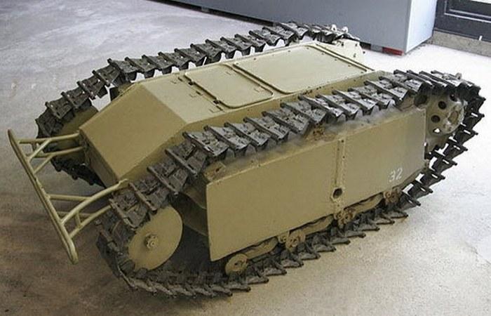 Goliath Beetle и другие невероятные проекты танков.