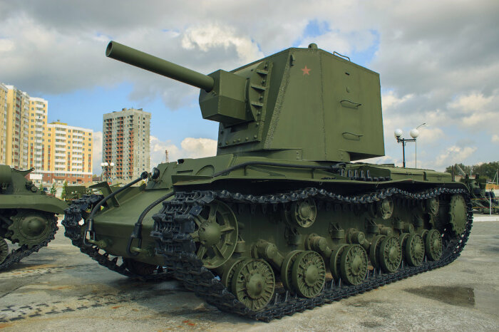 Создавался танк для финской войны. |Фото: fotokto.ru.