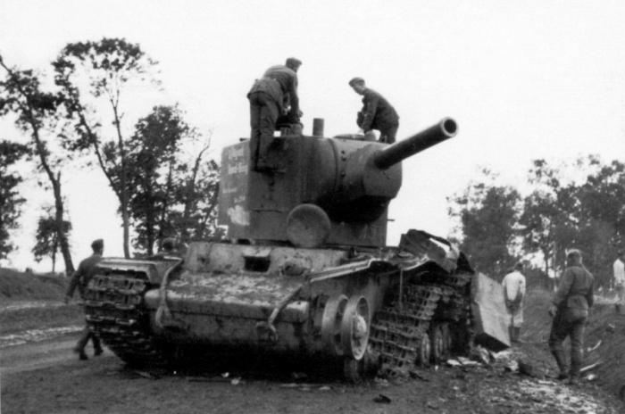 Почти все машины потеряли в 1941 году. |Фото: twitter.com.