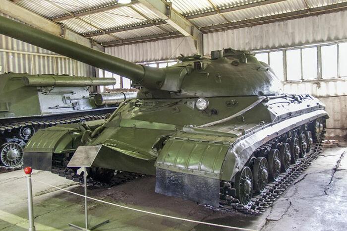 Последний тяжелый танк СССР. |Фото: forum.warthunder.com.