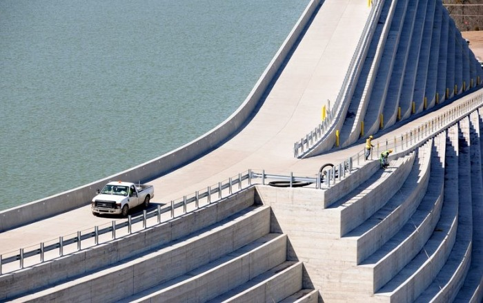 Водохранилище просто огромное. |Фото: blogspot.com.