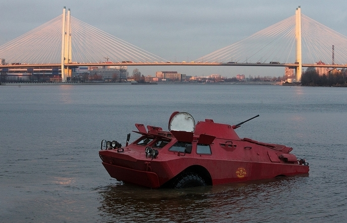 Такси-БРДМ в Санкт-Петербурге.