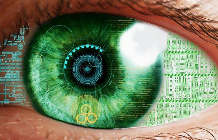 Технологическое достижение: искусственный глаз.