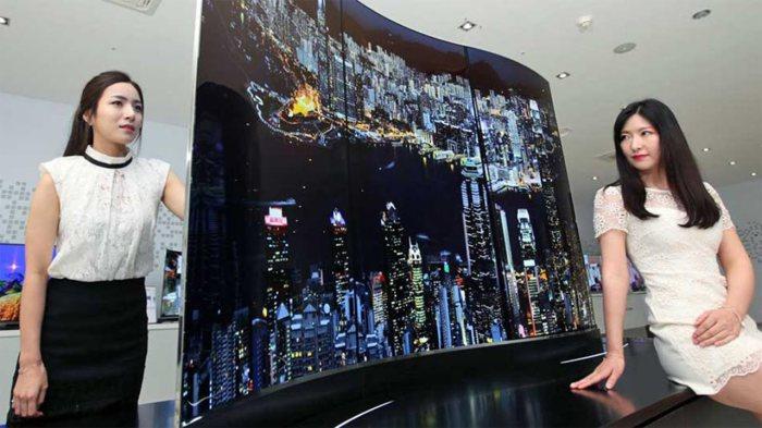 Razor Double Sided TV - телевизор для двоих.
