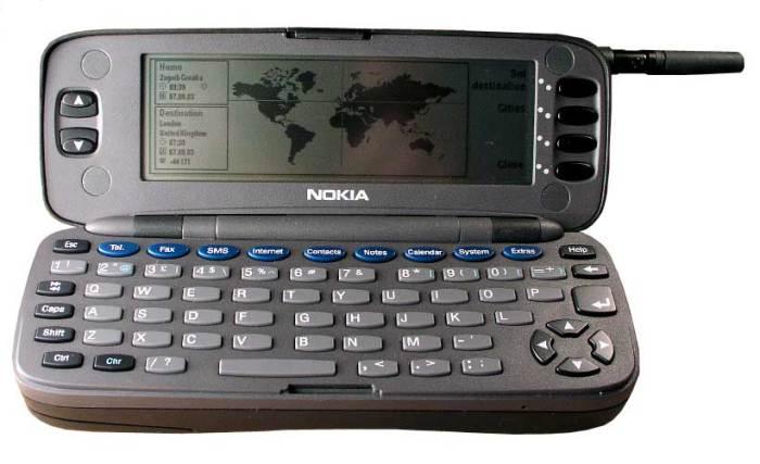 Nokia 9110 Communicator (1996)
