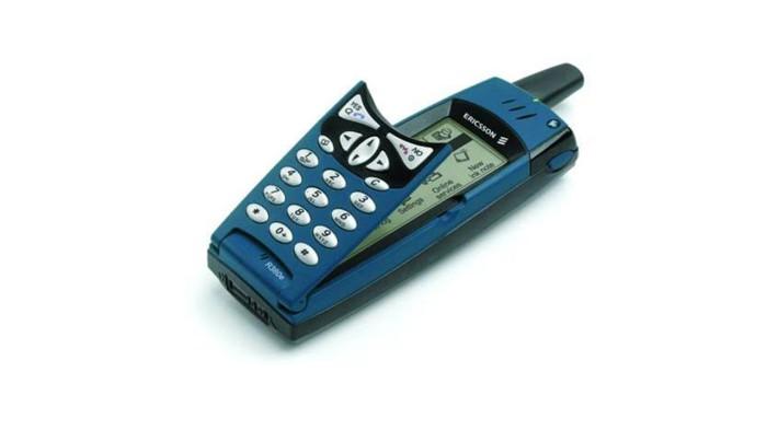 Ericsson R380.