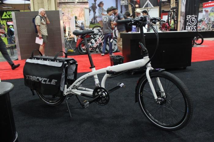 Велосипед Cargo Node.