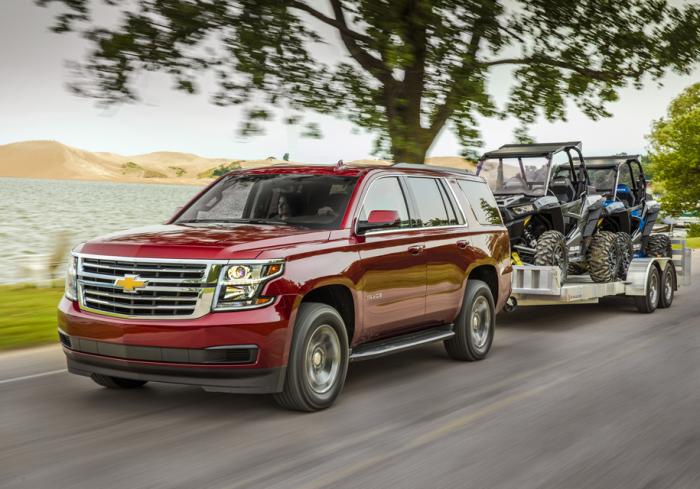 Автомобиль Chevrolet Tahoe мог быть куда лучше, чем есть.