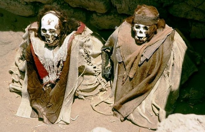 Жуткое место: кладбище Чаучилла.