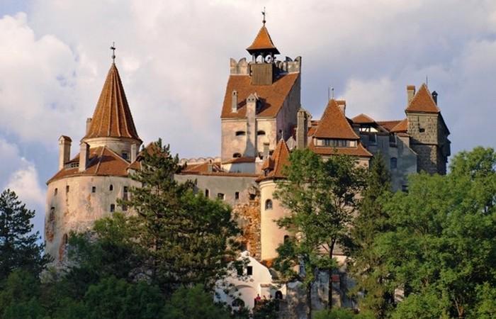 Жуткое место: замок Бран.
