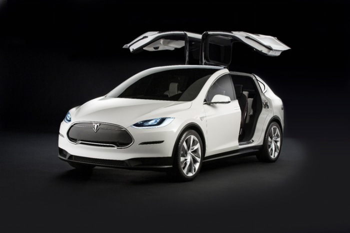 Долгожданная новинка от Tesla Motors.