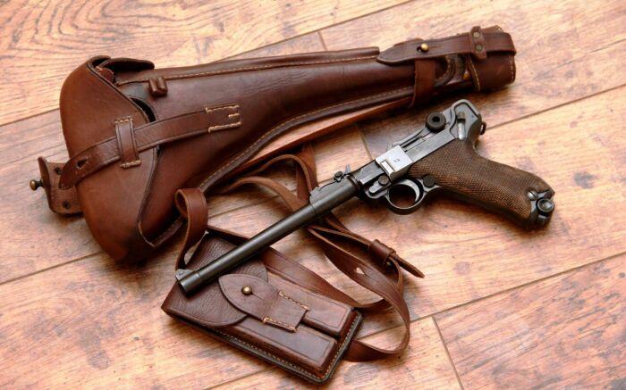 Один из самых популярных немецких пистолетов. |Фото: pl.pinterest.com.