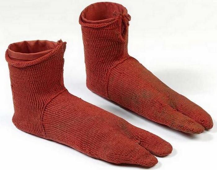 Носки для сандалий.