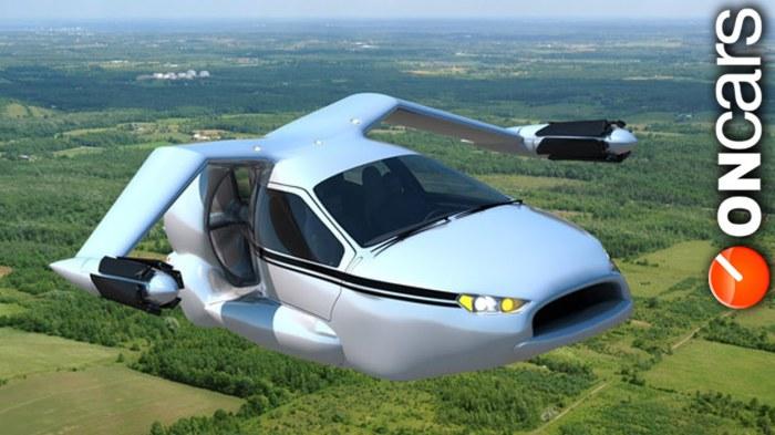 TF-X в полёте.