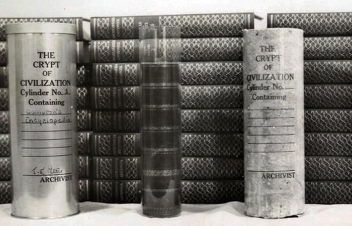Крипта цивилизации.