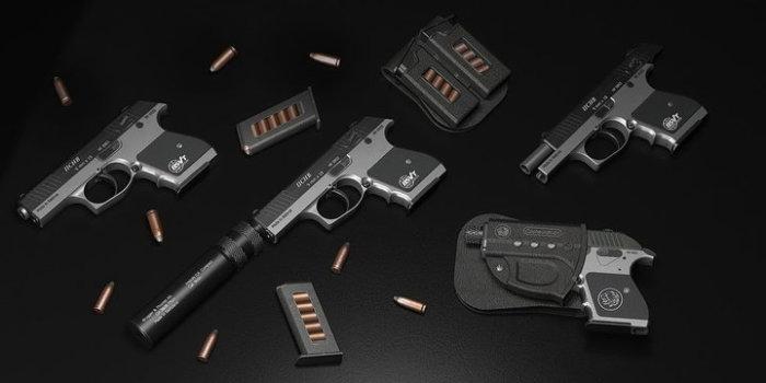 Крутые пистолеты для спецназа. akolentiev.do.am.