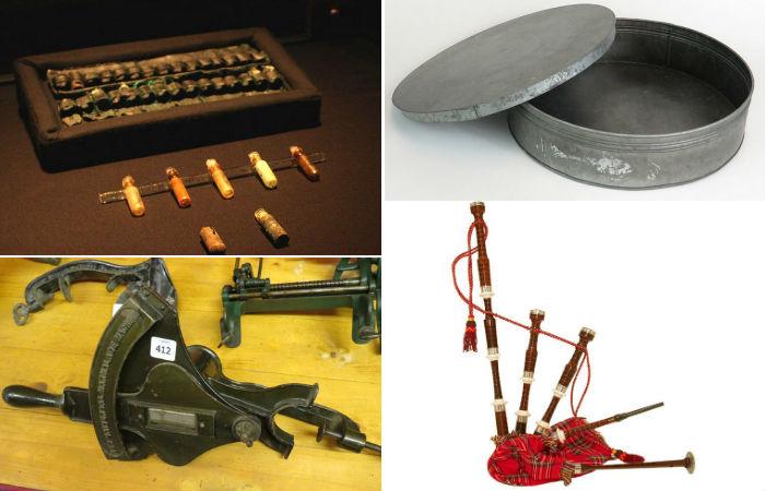 Неожиданные предметы, находившихся на борту затонувшего Титаника.