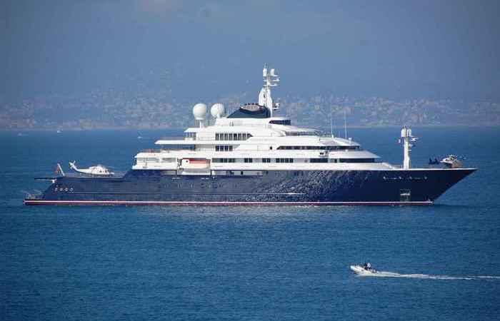 Самые дорогие в мире яхты.