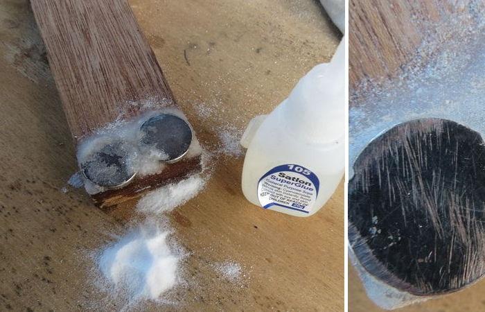 Клей и сода - лучшее сочетание. ¦Фото: instructables.com.