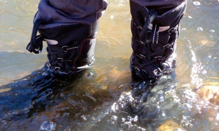 Воды боятся не должны. |Фото: vip.karelia.pro.