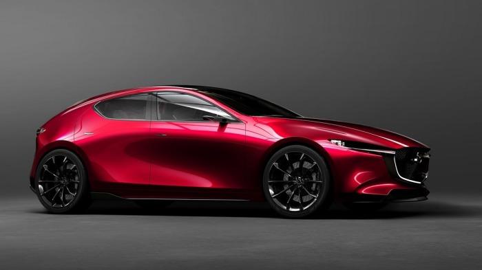 Компания порадовала сразу двумя яркими автомобилями.
