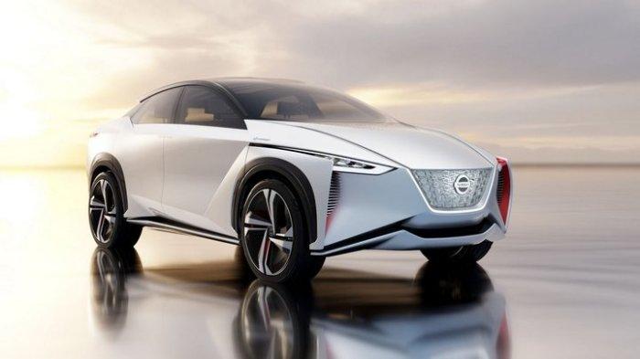 Интересный вариант машины будущего.