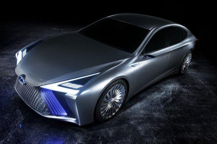 Впечатляющий автомобиль, который будет дополнен новейшим атвопилотом.